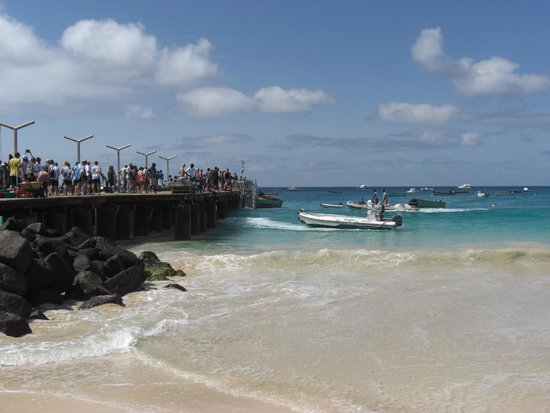 Hotel Oasis Belorizonte : plage