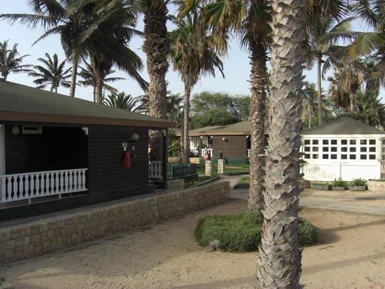 Hotel Oasis Belorizonte : cases
