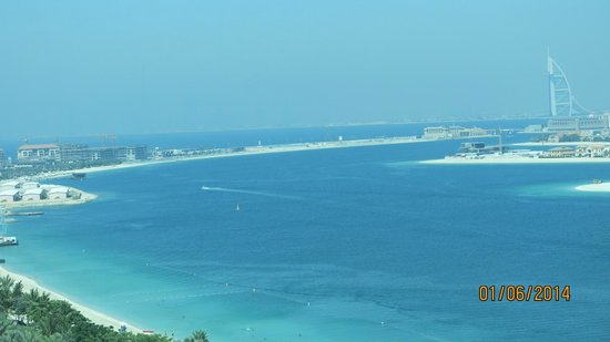 Atlantis, The Palm : From Room