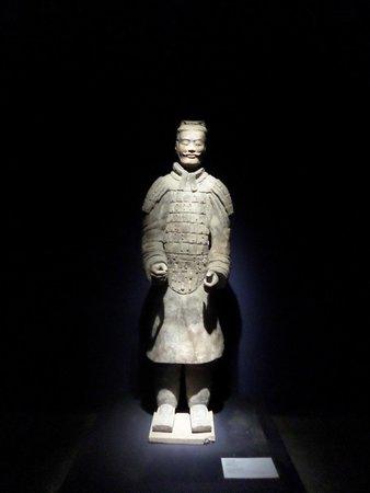 Mausolée de l'empereur Qin : Воин