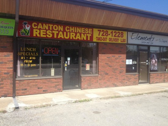 Canton Restaurant Barrie 1179 Bayfield St City Center Restaurant Reviews Phone Number Tripadvisor