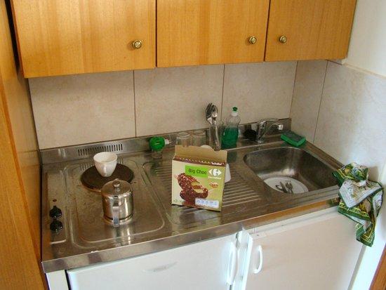 Panorama Studios : Кухня