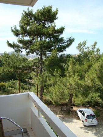 Panorama Studios : Вид с балкона