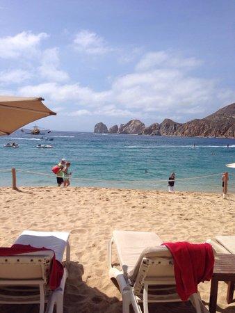 Casa Dorada Los Cabos Resort & Spa: On the beach
