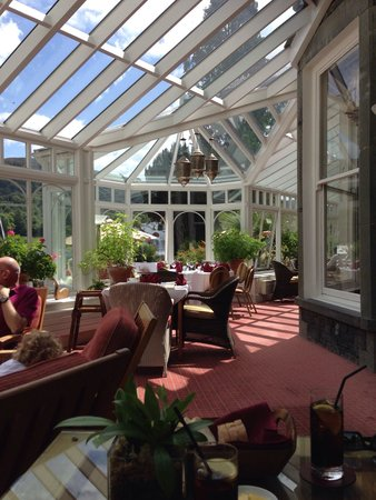 Lakeside Hotel: The Conservatory