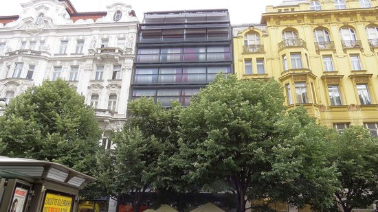 Design Metropol Hotel Prague: The hotel
