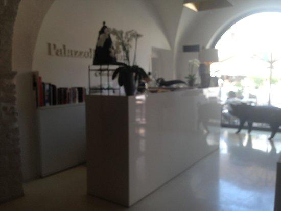 Palazzo Bontadosi Hotel & Spa : Reception view
