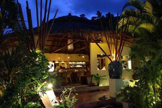 Luna Lounge Thong Nai Pan Noi: Outside view