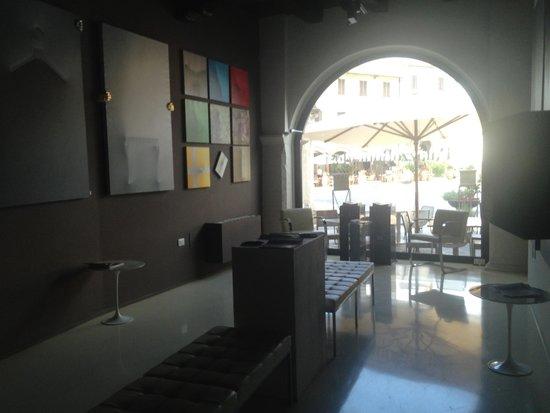 Palazzo Bontadosi Hotel & Spa : Lobby view