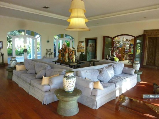 Club Med Columbus Isle : Lobby