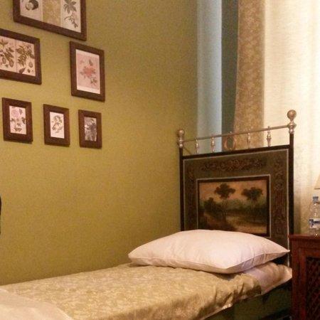 Castle Inn: Bed