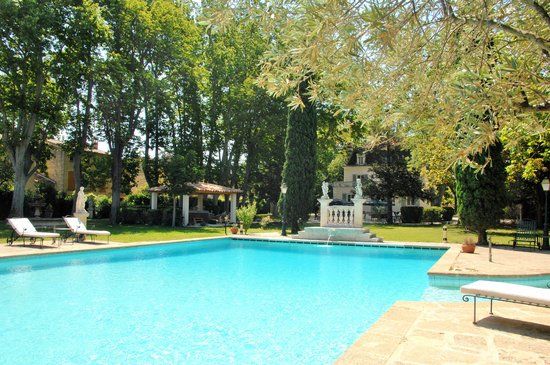 Le Jardin des Frênes : Notre Magnifique Piscine