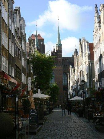 Mariacka Street (ulica Mariacka): ulica Mariacka