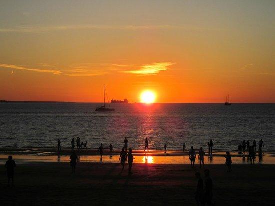 Sunset Mindil Beach