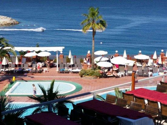 Pine Bay Holiday Resort: Ausblick