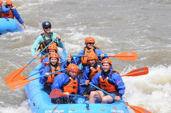 Tarryall River Ranch: Rafting the Arkansas River with Wes