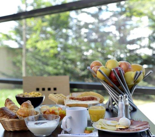 Hotel balladins Gennevilliers: Petit-déjeuner