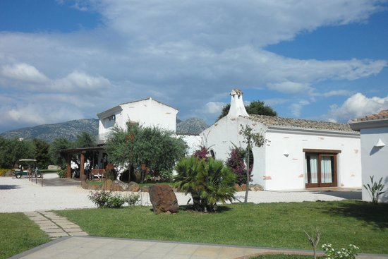 Santa Maria Resort: l'ingresso