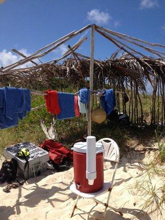 Club Med Columbus Isle : High Cay : ca fait pitié