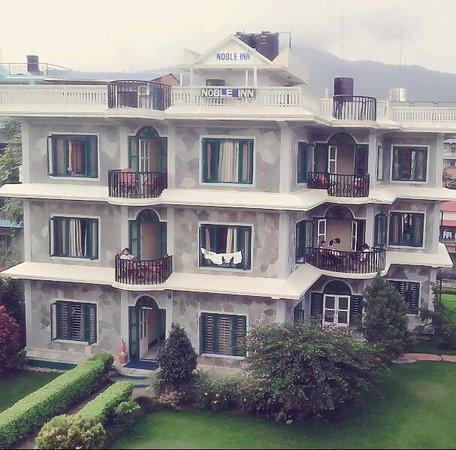 Noble Inn: beautiful