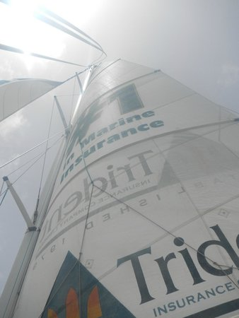 Tiami Catamaran Sailing Cruises: catamaran