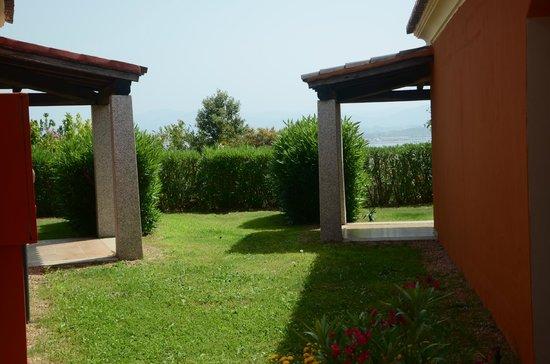 Geovillage Sport Wellness & Convention Resort: los jardines comunes