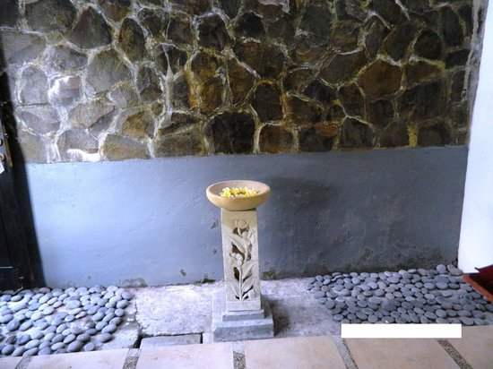 Bali Merita Villa & Spa : Bath Detail 2