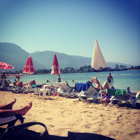 Perdikia Hill: Billy Beach (only 20mins shuttle ride from the resort)