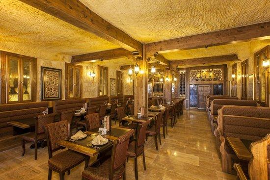 Kayakapi Premium Caves - Cappadocia: Maide Restaurant