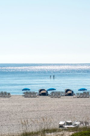 The Seagate Hotel & Spa: Water Sport Activities at The Seagate's private Beach Club