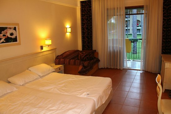 Champion Holiday Village : Our room