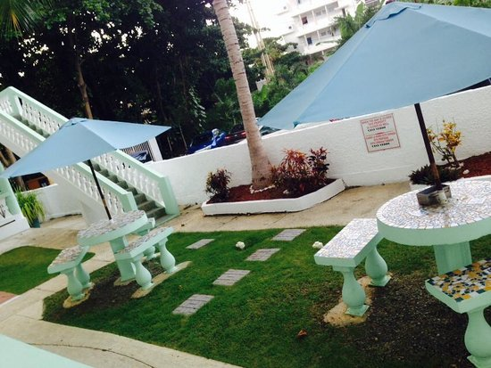 Casa Verde Hotel: Outdoor areas
