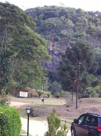 Fazenda Gamela Eco Resort: tirolezas