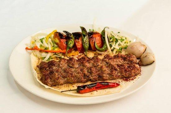 Masgouf London Restaurant: Kabab