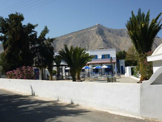 Villa Clio : Hotel