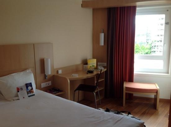 Ibis Tours Centre Gare : chambre 2