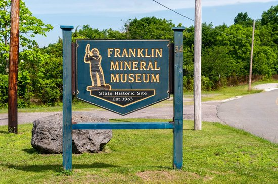 Franklin Mineral Museum : A State of NJ Historic Site