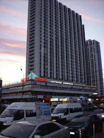 Beta Hotel Izmailovo : Сама гостиница