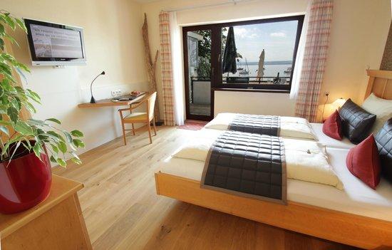 Hotel Zur Winzerstube: Comfort Zimmer