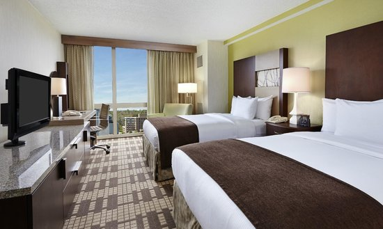 DoubleTree by Hilton Hotel Washington DC - Silver Spring: Guest Room - 2 Double Beds
