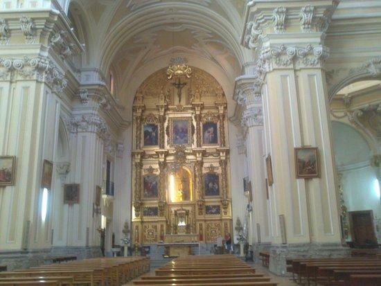Iglesia Parroquial de San Millan y San Cayetano.