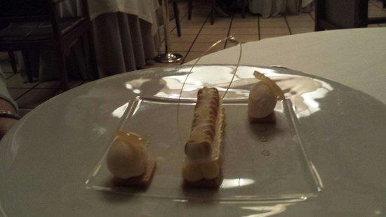 Les Freres Ibarboure: Le dessert.