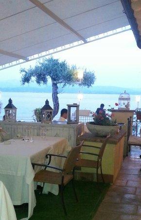 La Speranzina Restaurant & Relais: panoramica