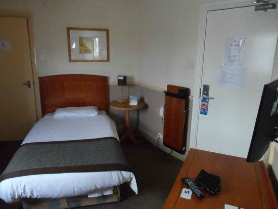 Comfort Hotel London Luton : Bedroom