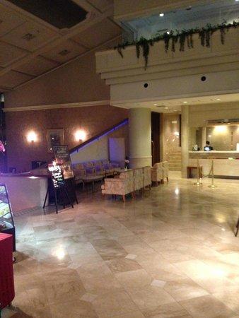 Hotel Cypress Karuizawa: 大廳
