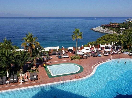 Pine Bay Holiday Resort: Meerblick