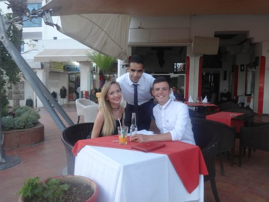 Le Tapis Rouge Restaurant - Agadir: second visit