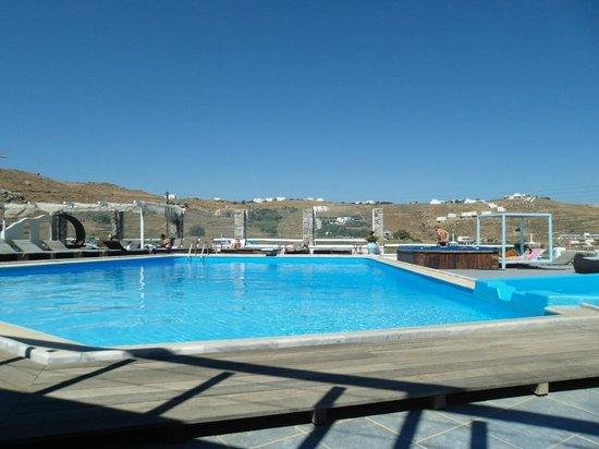 Penelope Village: swimming pool