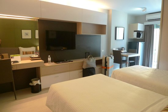 At Mind Executive Suites: Spacious  Room