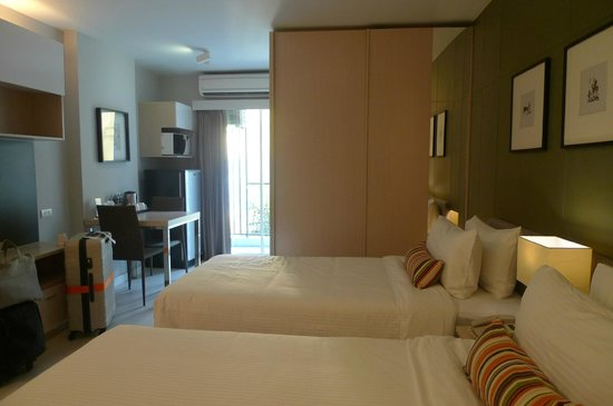 At Mind Executive Suites: Room
